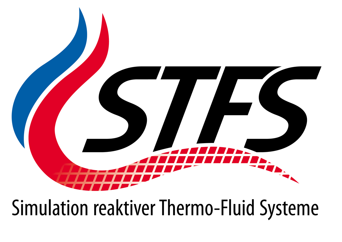 TUDa Simulation reaktiver Thermo-Fluid Systeme